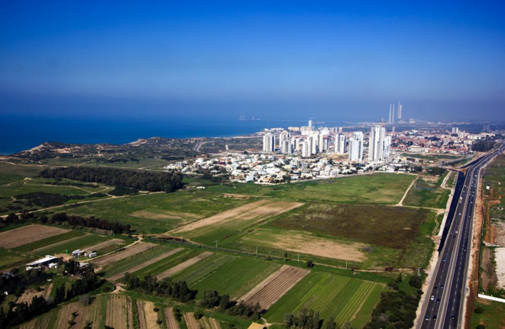 מדהים האם חדרה מסמלת את ההזדמנות ההשקעות האחרונה בקו החוף של ישראל ZF-12