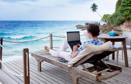 נוודות דיגיטלית: לעבוד בסטארט-אפ ולהמשיך לטייל בעולם